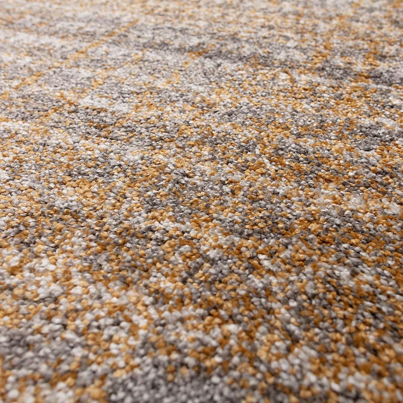 Teppich Softness autumn gold 160x230