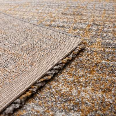 Vloerkleed Softness autumn gold 160x230