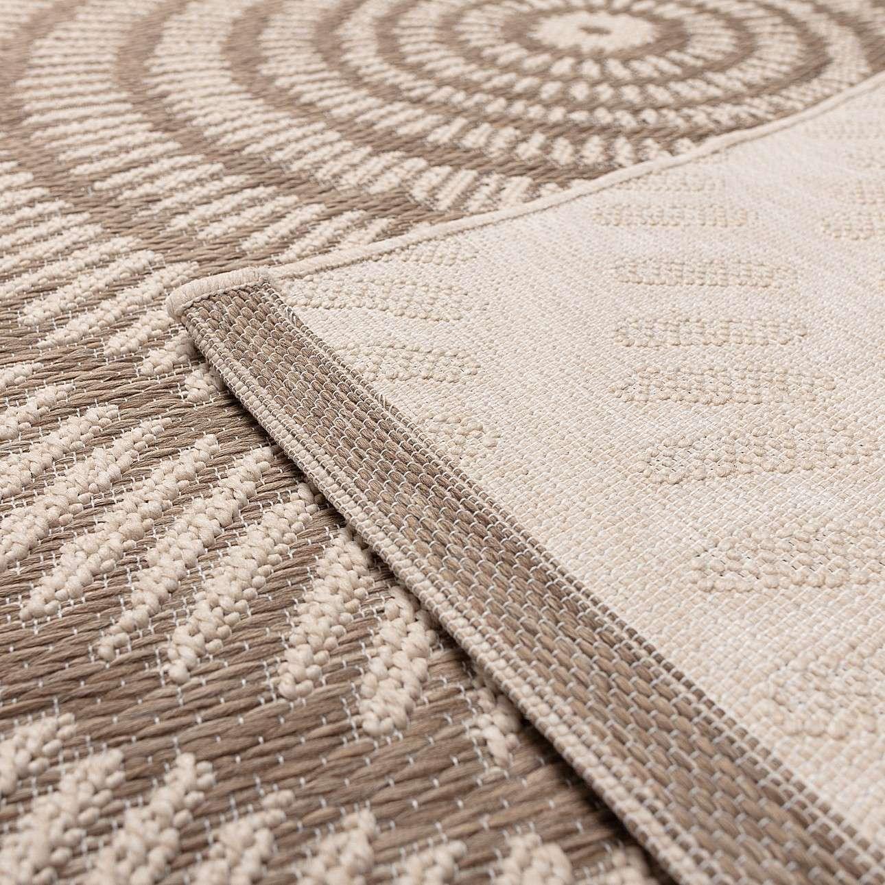 Teppich Jersey Home wool/mink 160x230cm