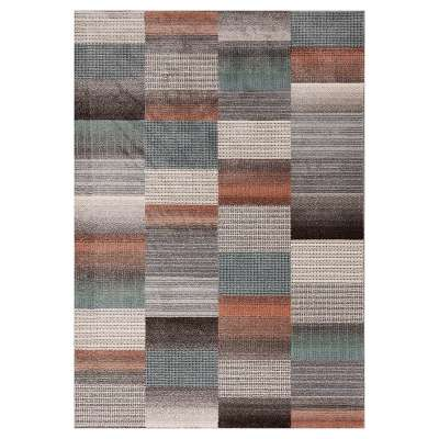 Sevilla frost grey Rug 160x230cm Rugs and Runners - Dekoria.co.uk