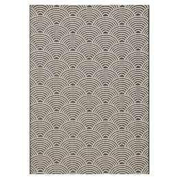 Teppich Jersey Home wool/black 120x170cm