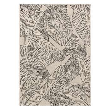 Koberec Cottage wool/black 120x170cm