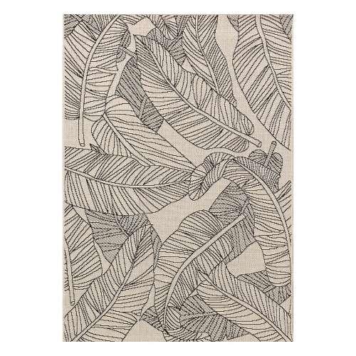 Dywan Cottage wool/black 120x170cm