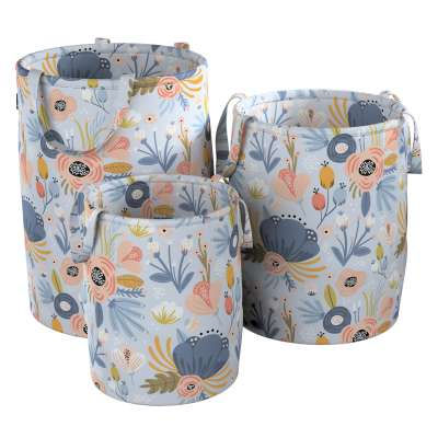 Tobi toy basket in collection Magic Collection, fabric: 500-05