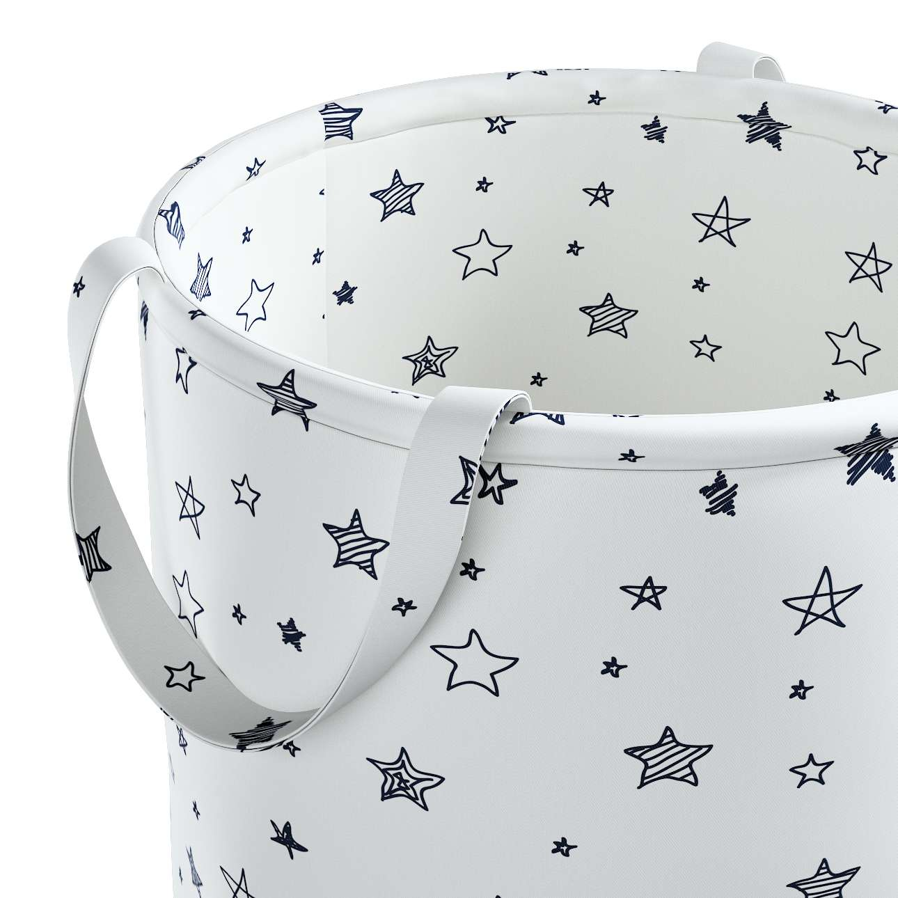 Tobi toy basket in collection Magic Collection, fabric: 500-08