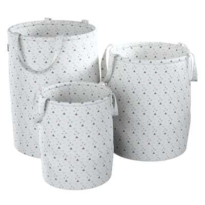 Tobi toy basket in collection Magic Collection, fabric: 500-22