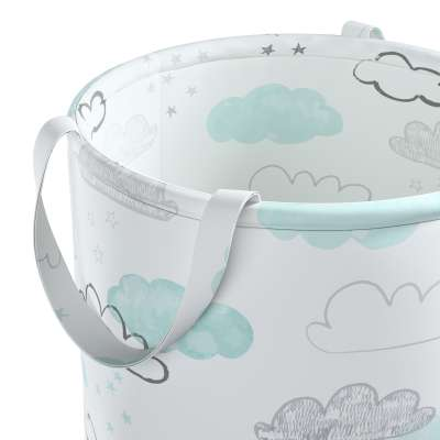 Tobi toy basket in collection Magic Collection, fabric: 500-14