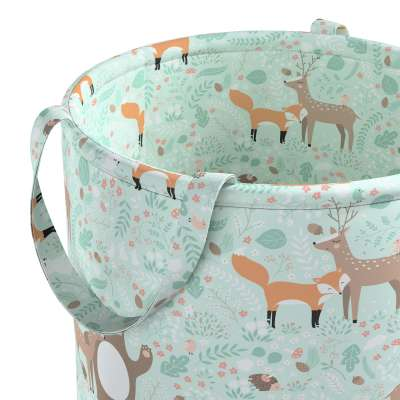 Tobi toy basket in collection Magic Collection, fabric: 500-15