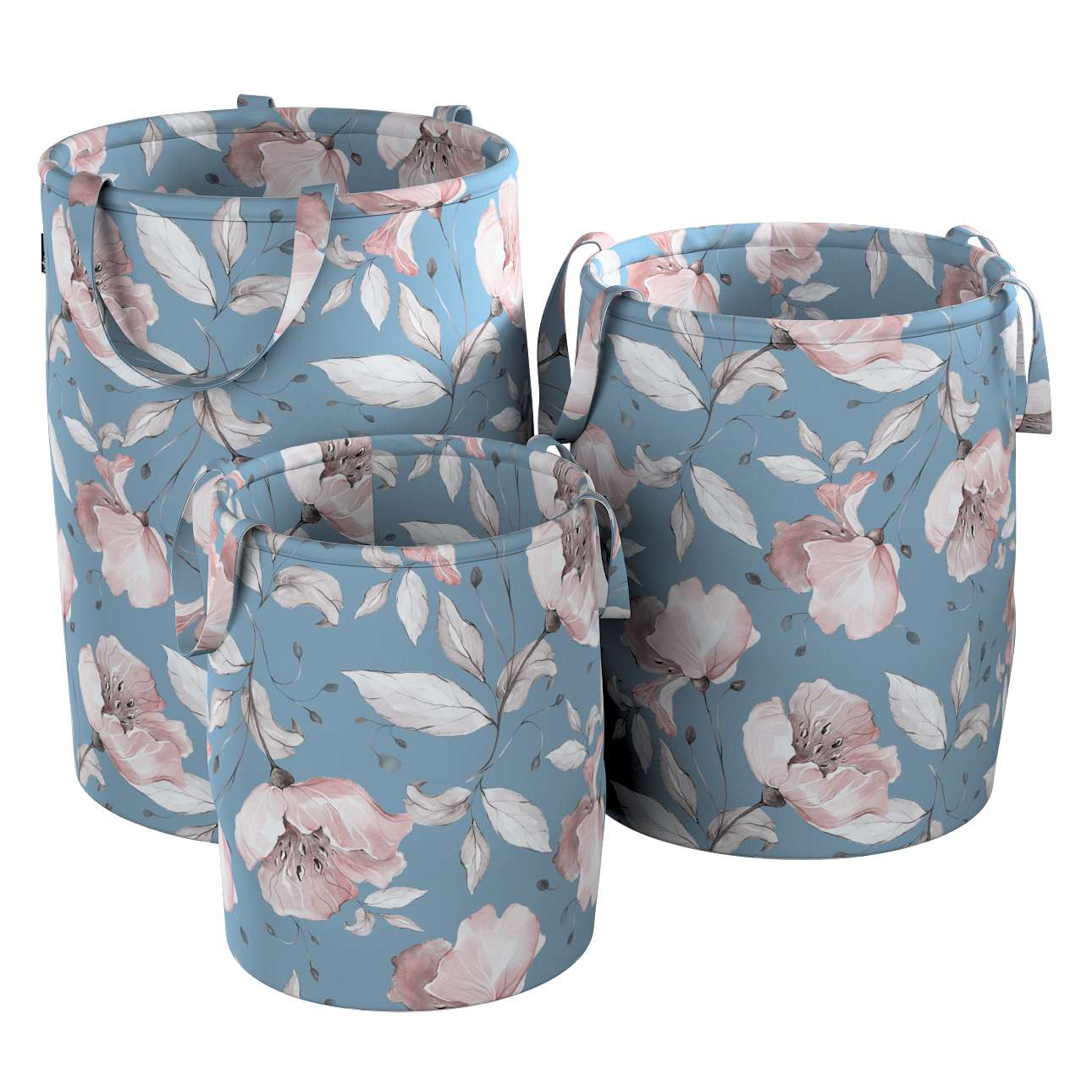 Tobi toy basket in collection Magic Collection, fabric: 500-18
