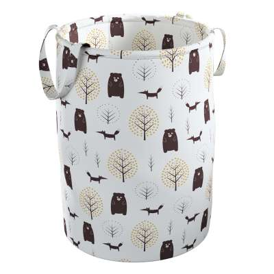 Tobi toy basket in collection Magic Collection, fabric: 500-19