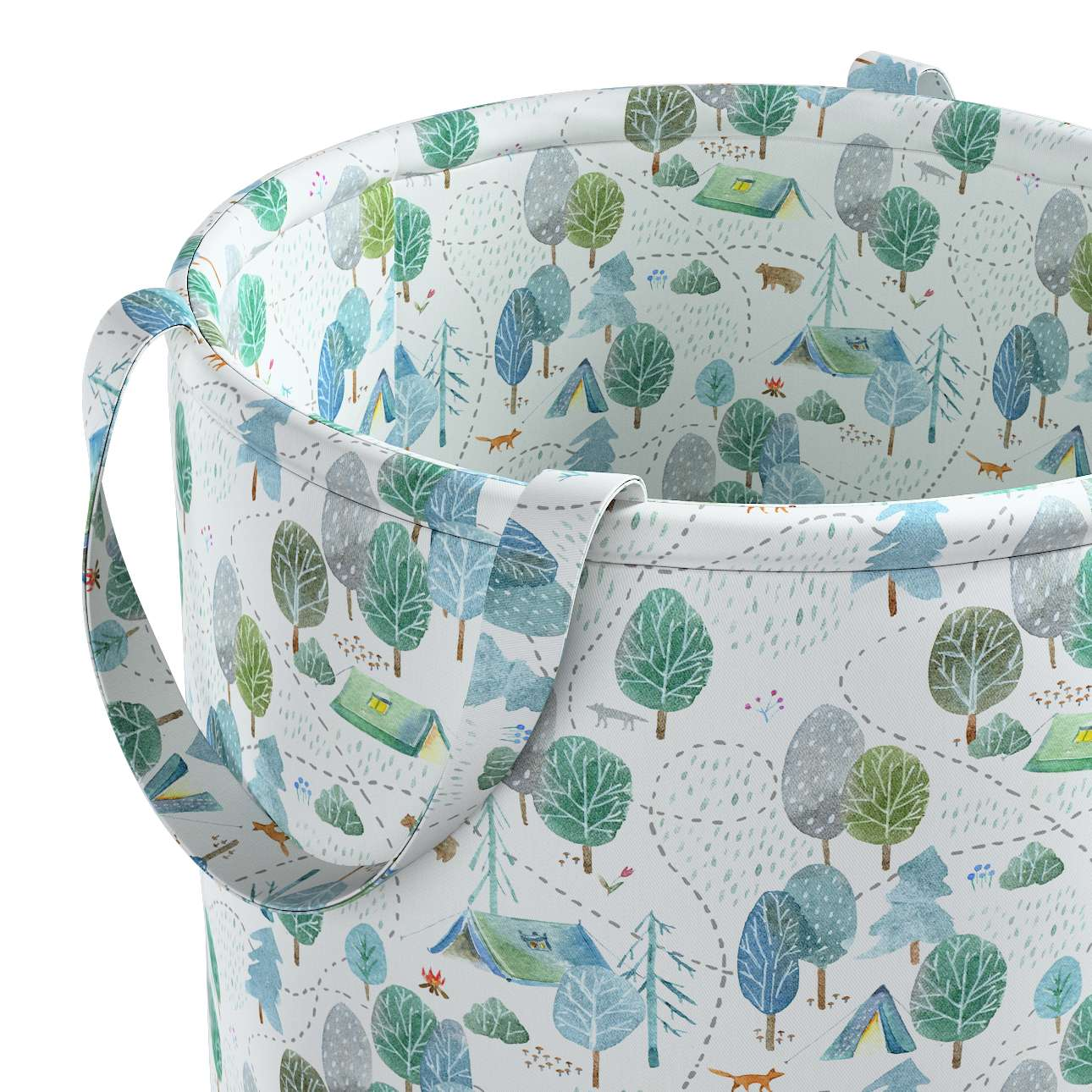 Tobi toy basket in collection Magic Collection, fabric: 500-21