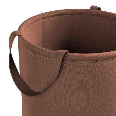 Tobi toy basket in collection Happiness, fabric: 133-09