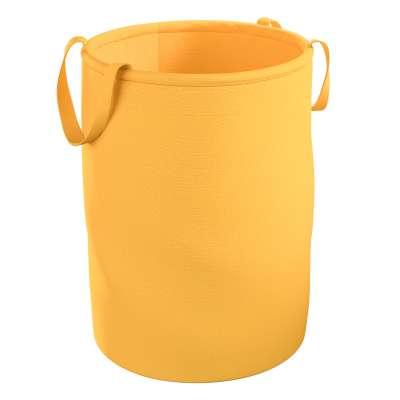 Kosz na zabawki Tobi 133-40 słoneczny żółty Kolekcja Happiness