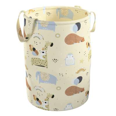 Tobi toy basket 500-46 beżowy Collection Magic Collection