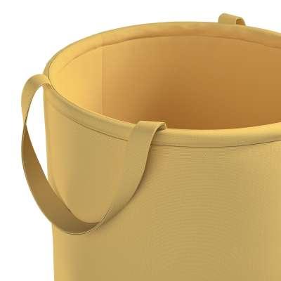 Koš na hračky Tobi 702-41 Matně žlutá Kolekce Cotton Story