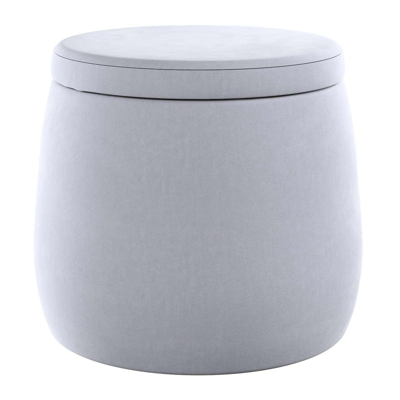 Puf Candy Jar v kolekci Posh Velvet, látka: 704-24