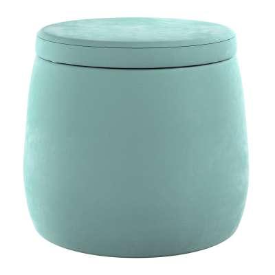 Candy Jar pufas 704-18 mėtinė prigesinta Kolekcija Posh Velvet