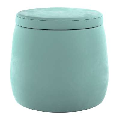 Pouf Candy Jar 704-18 mintgrün Kollektion Posh Velvet