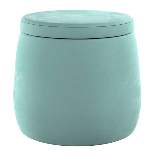 Pouf Candy Jar