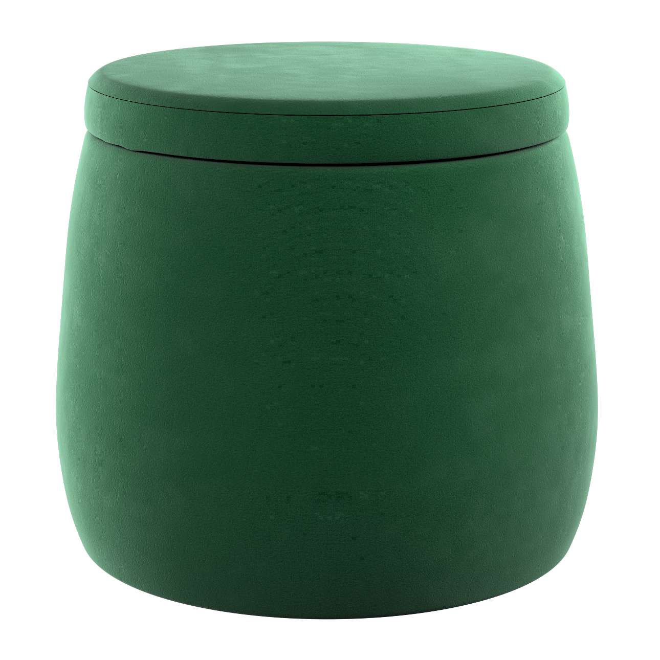 Candy Jar pouf in collection Posh Velvet, fabric: 704-13