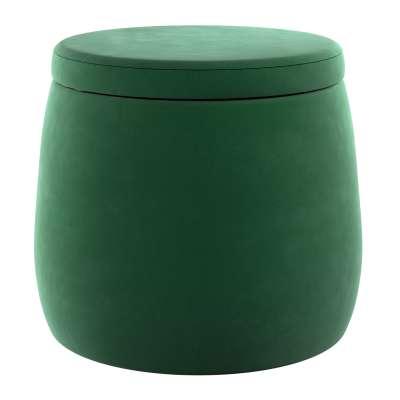 Pouf Candy Jar von der Kollektion Posh Velvet, Stoff: 704-13