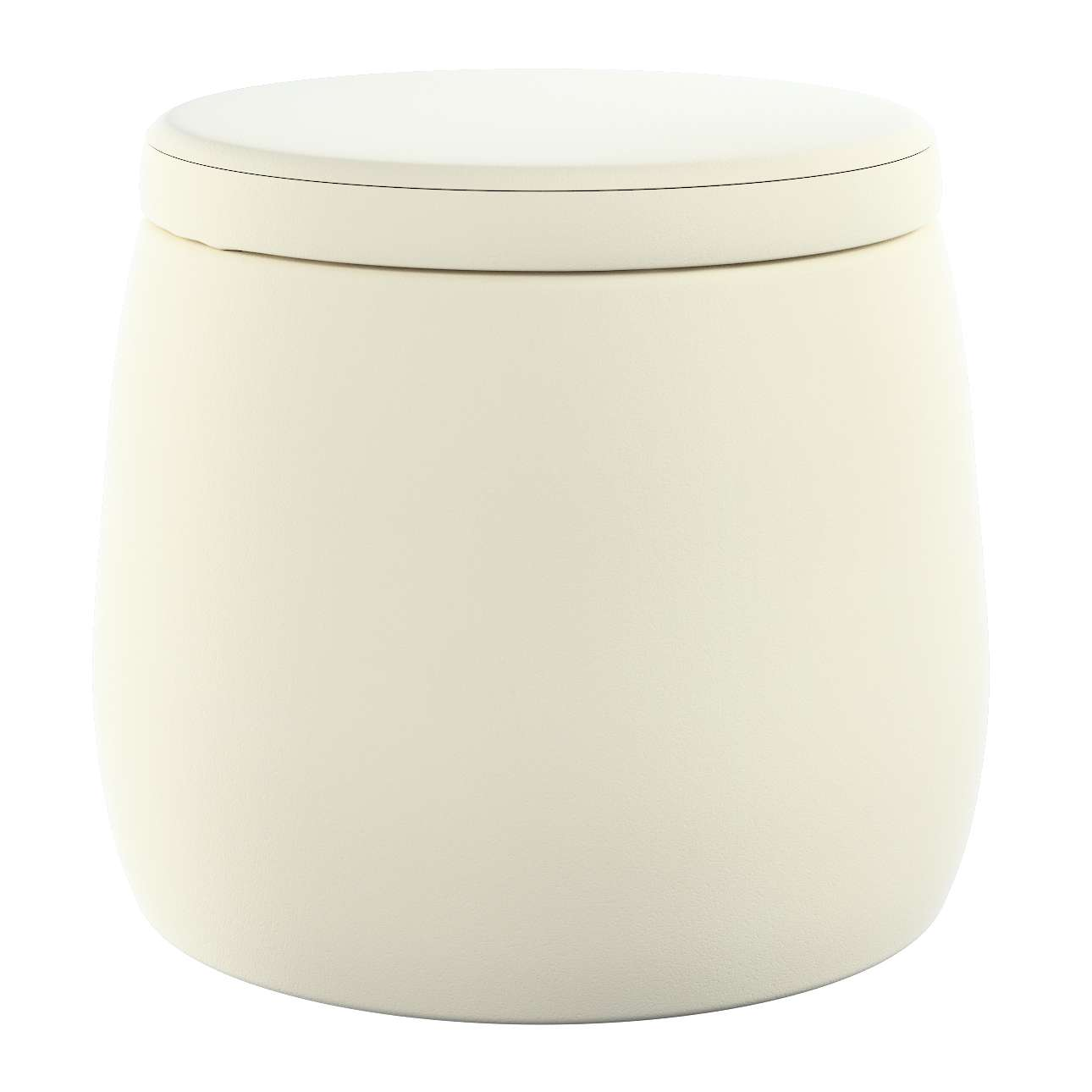 Candy Jar pouf in collection Posh Velvet, fabric: 704-10