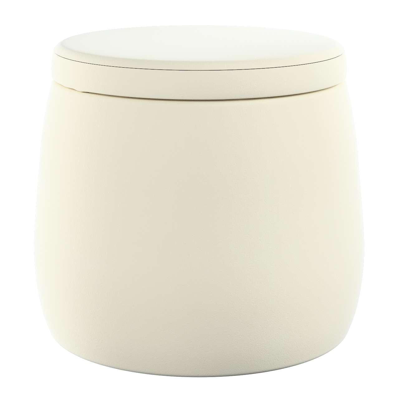 Pouf Candy Jar von der Kollektion Posh Velvet, Stoff: 704-10