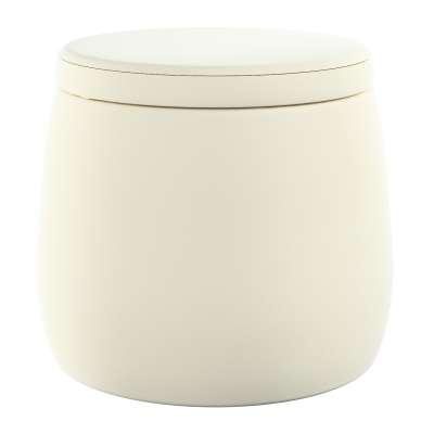 Pouf Candy Jar 704-10 altweiß Kollektion Posh Velvet