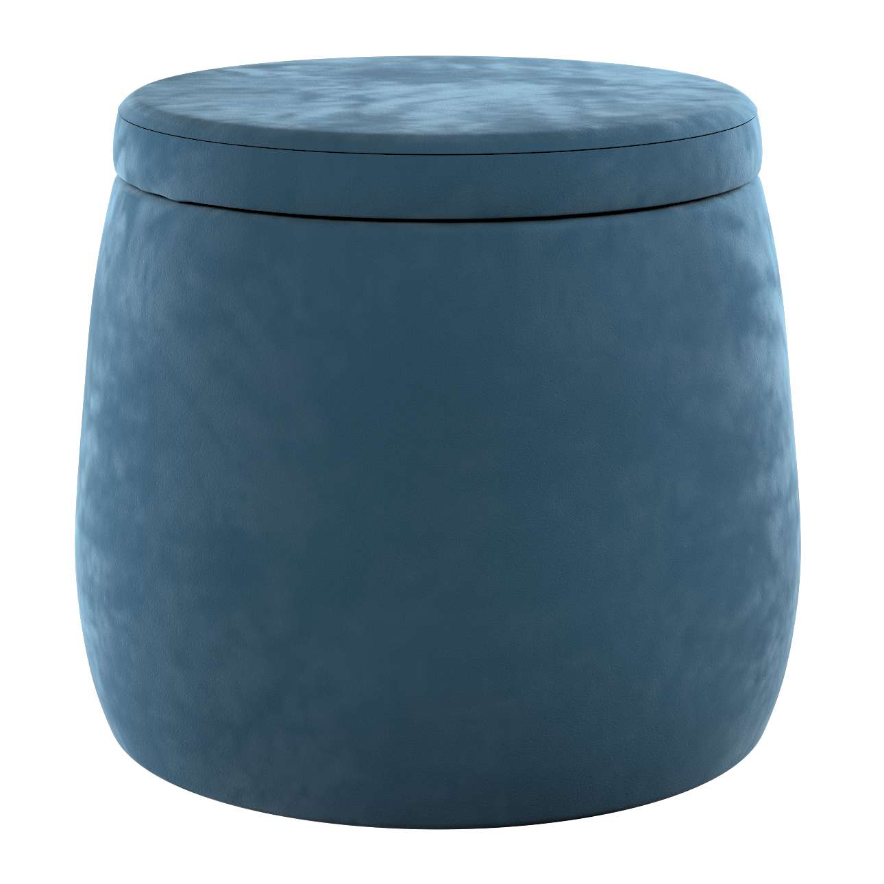 Candy Jar pouf in collection Posh Velvet, fabric: 704-16