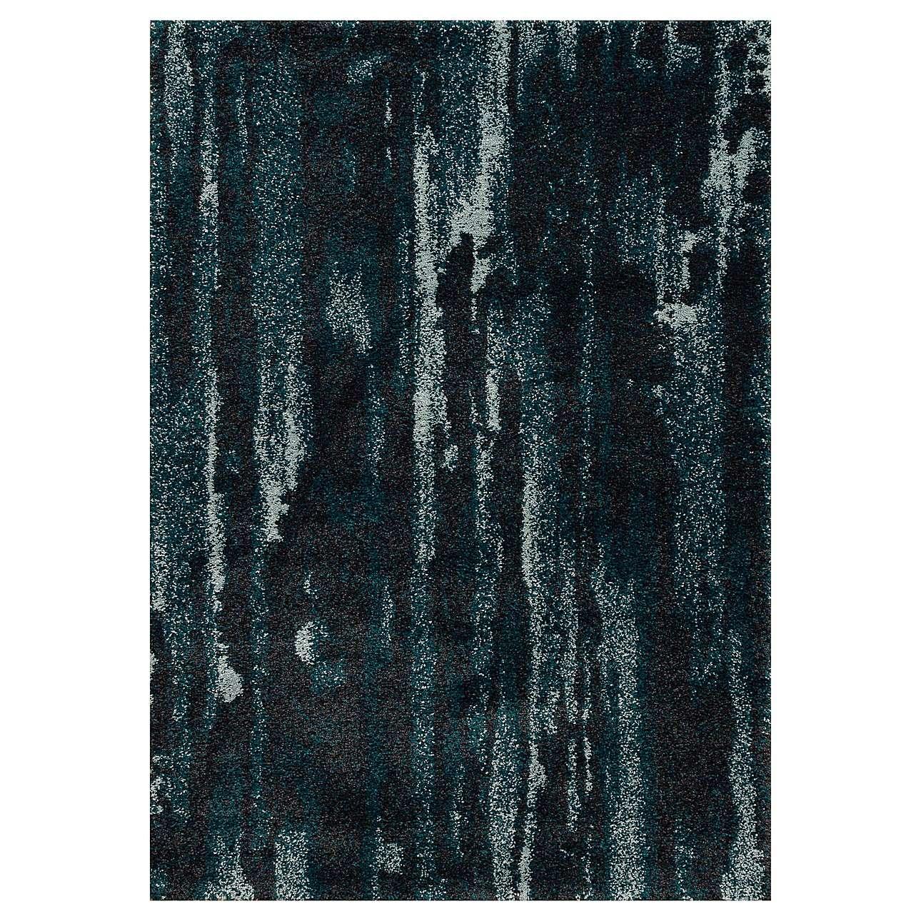Dywan Softness near black/peacock blue 120x170cm