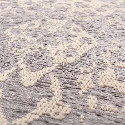 Velvet wool/grey 160x230cm rug Rugs and Runners - Dekoria.co.uk