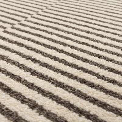 Tepich Sevilla paper white/grey 120x170cm