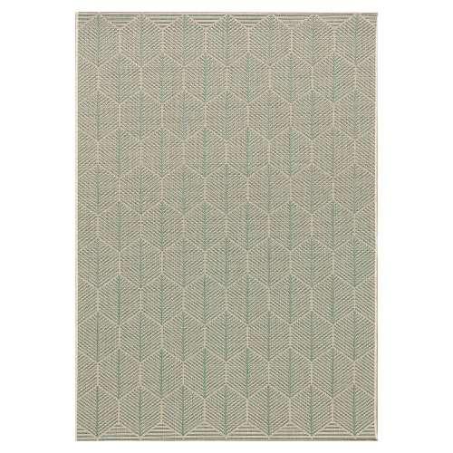 Koberec Cottage wool/spa blue 120x170cm