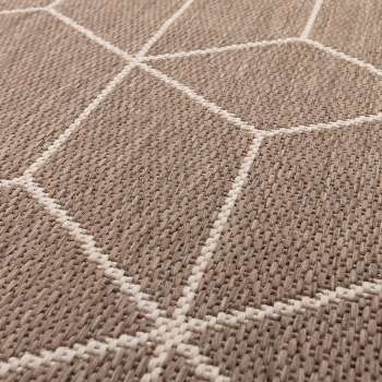 Dywan Cottage mink/wool 160x230cm