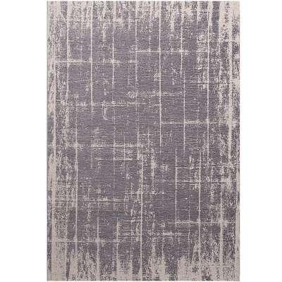 Teppich Velvet wool/dark grey 200x290cm Teppiche - Dekoria.de