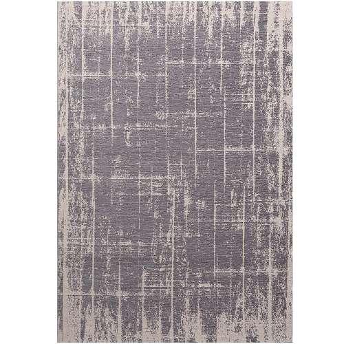 Kilimas Velvet wool/dark grey 200x290cm
