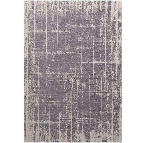 Teppich Velvet wool/dark grey 200x290cm