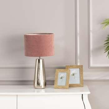Lampa stołowa Saley Pink 55 cm