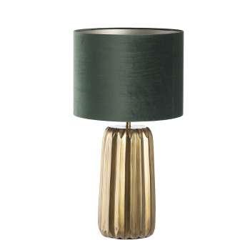 Lampa stołowa Romita Green 75,5 cm