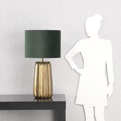Tischlampe Romita Green 75,5 cm