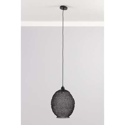 Hanglamp Nina Black 48 cm Hanglampen - Dekoria.nl