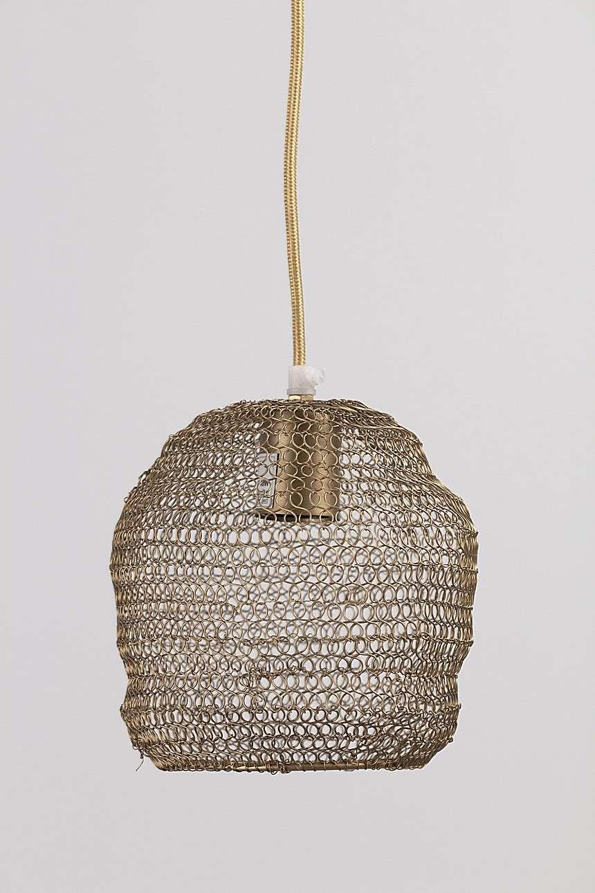 Dekoria Lampa wisząca Nola 20 cm