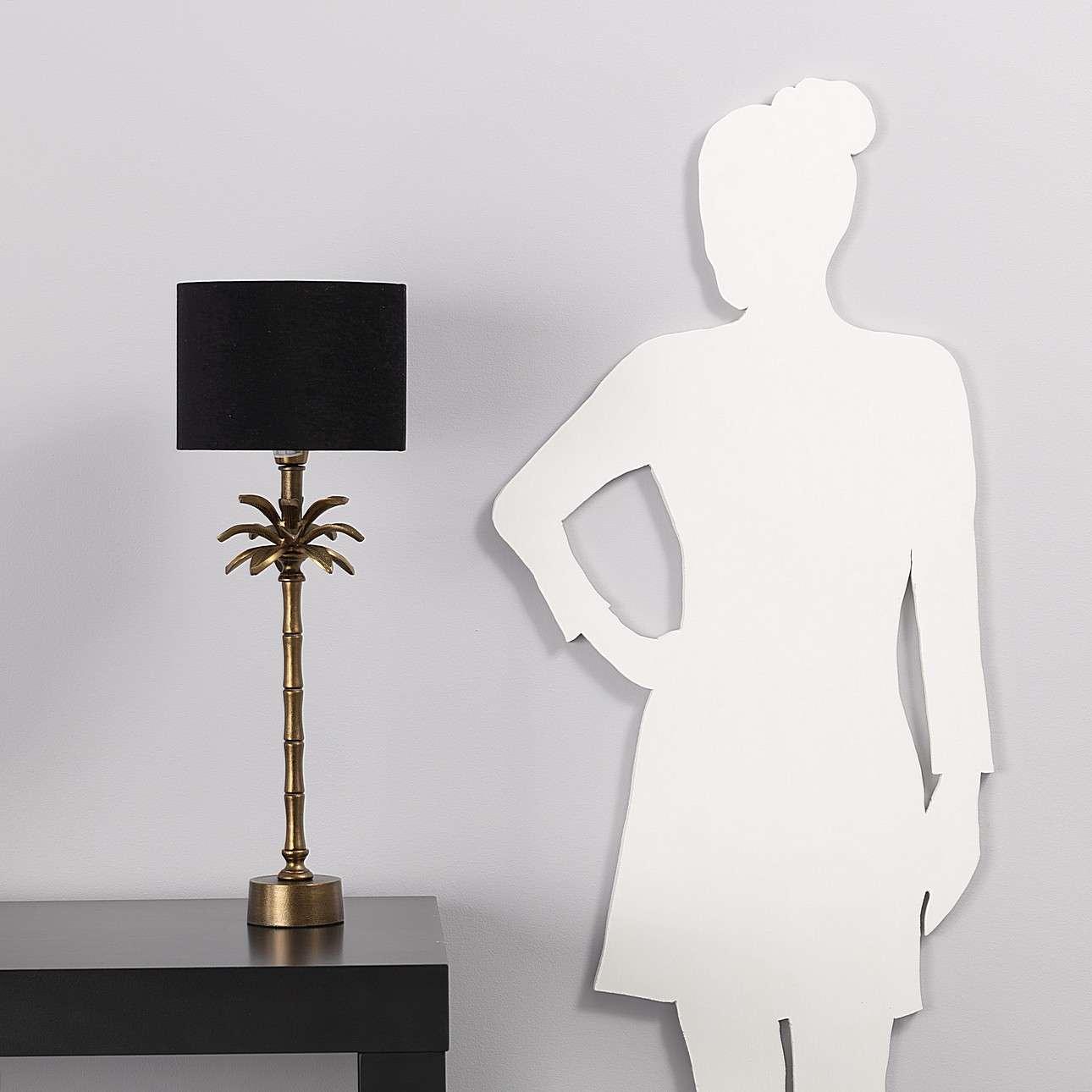 Tischlampe Tropical Glam 70,5 cm