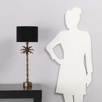 Lampa stołowa Tropical Glam 70,5 cm