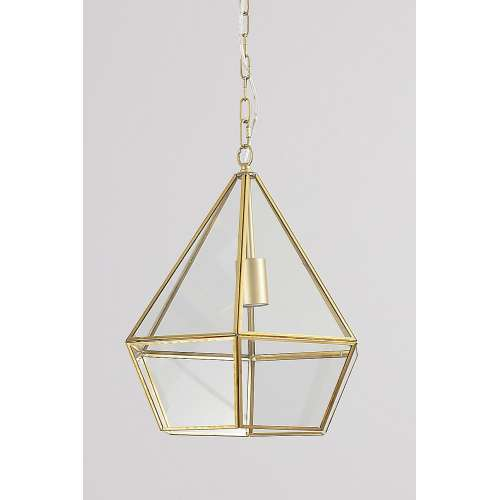 Dekoria Lampa wisząca Hidaya 42 cm
