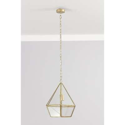 Lampa wisząca Hidaya 42 cm
