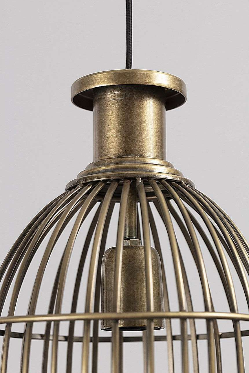 Lampa wisząca Makira 21 x 43 cm