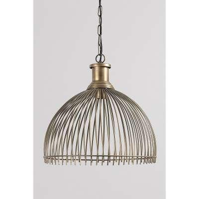 Lampa wisząca Makira 41 x 42 cm