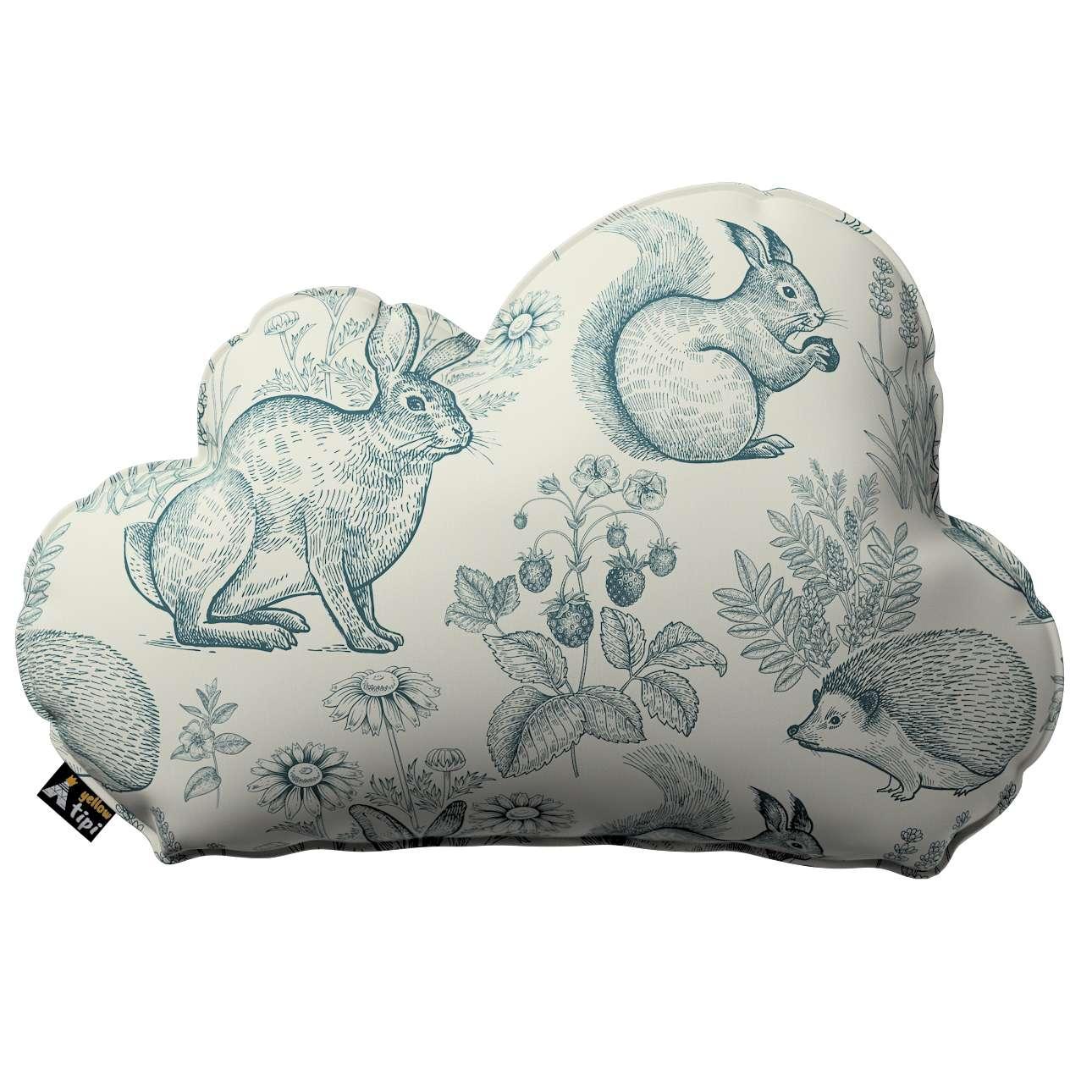 Kissen Soft Cloud von der Kollektion Magic Collection, Stoff: 500-04