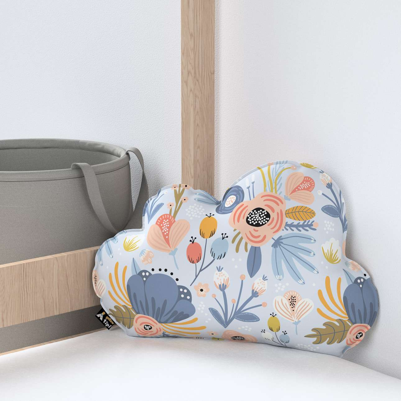 Soft Cloud pillow in collection Magic Collection, fabric: 500-05